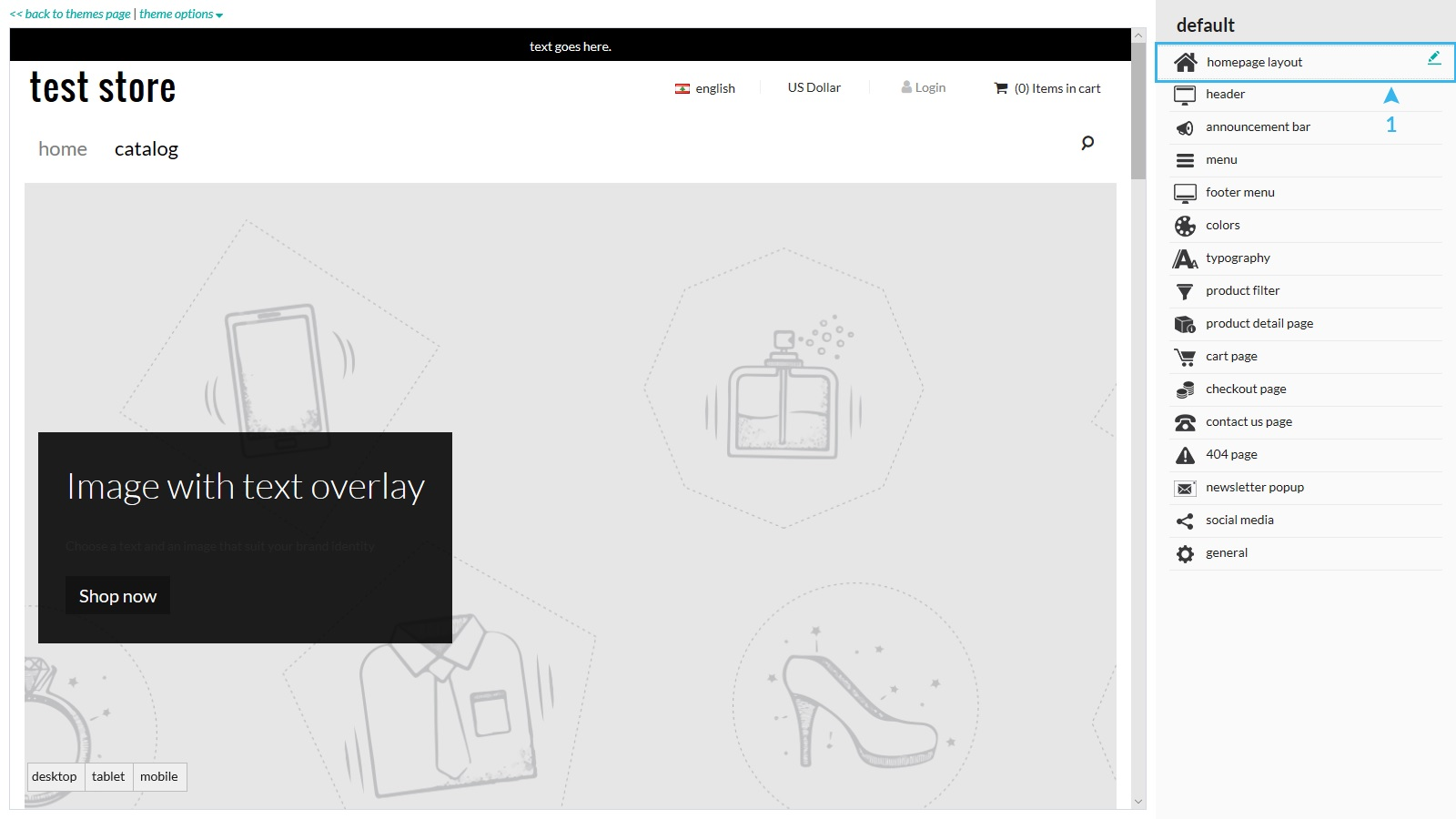 ecommerce software - advanced ecommerce website builder tailored for